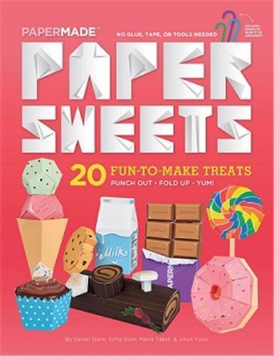 PAPER SWEETS /ANGLAIS