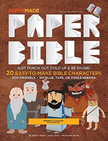 PAPER BIBLE /ANGLAIS