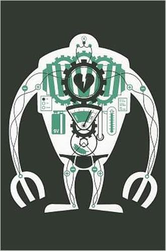 VISIBLE ROBOTS NOTEBOOK SUPER 7 /ANGLAIS