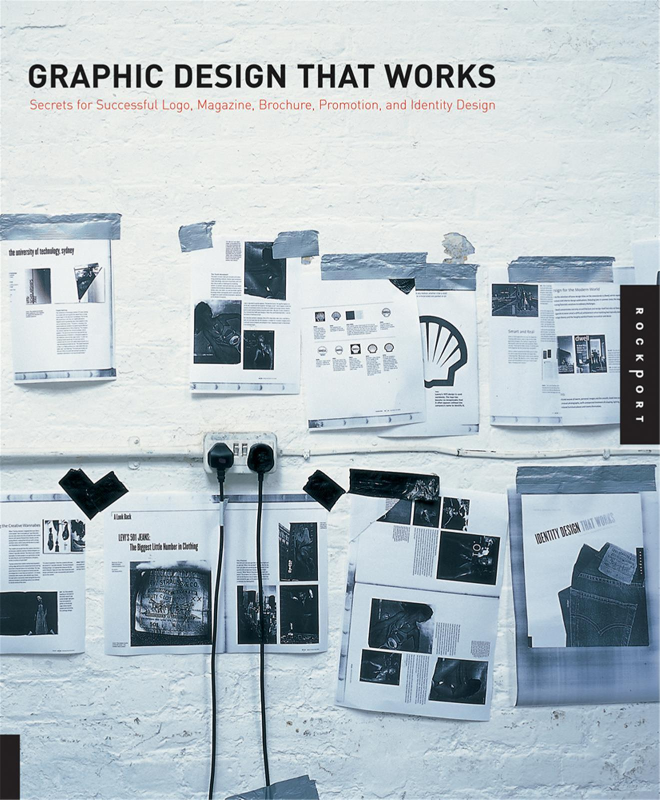 GRAPHIC DESIGN THAT WORKS (PAPERBACK) /ANGLAIS