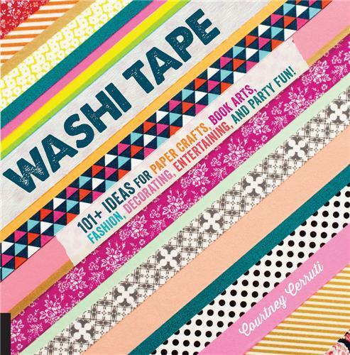 WASHI TAPE /ANGLAIS