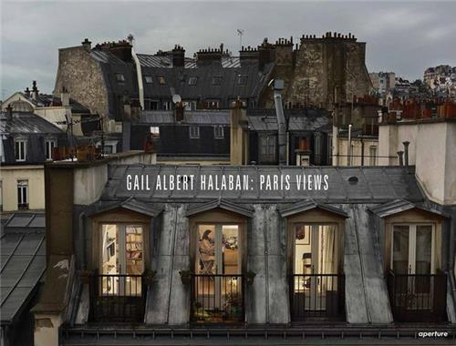 GAIL ALBERT HALABAN PARIS VIEWS /ANGLAIS