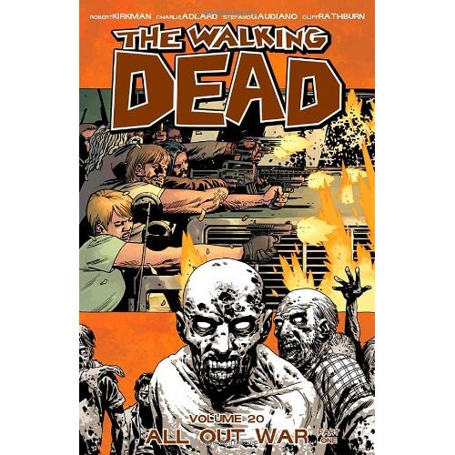 WALKING DEAD TP 20 ALL OUT WAR (1/2)