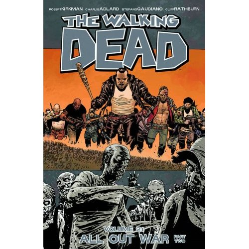 WALKING DEAD TP 21 ALL OUT WAR (2/2)