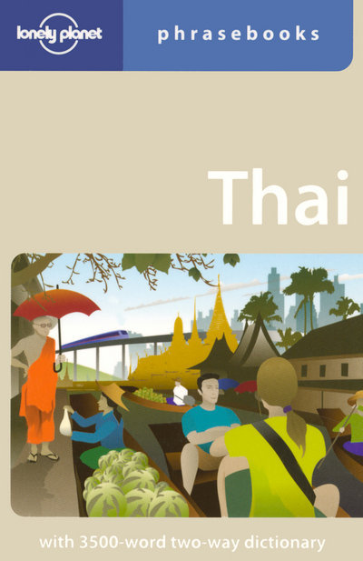 THAI PHRASEBOOK 6ED -ANGLAIS-