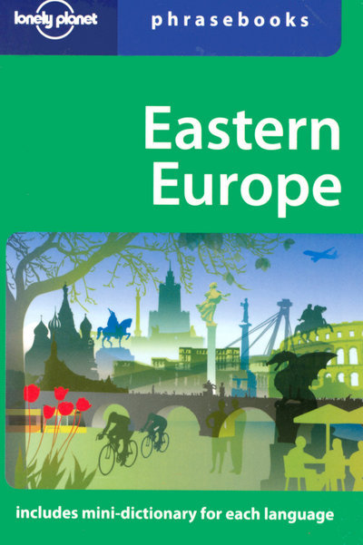EASTERN EUROPE PHRASEBOOK 4ED -ANGLAIS-