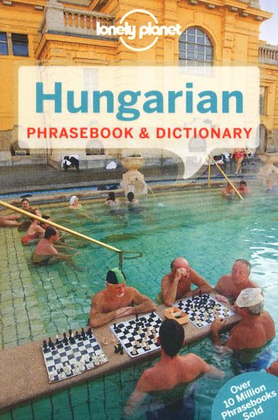 HUNGARIAN PHRASEBOOK 2ED -ANGLAIS-