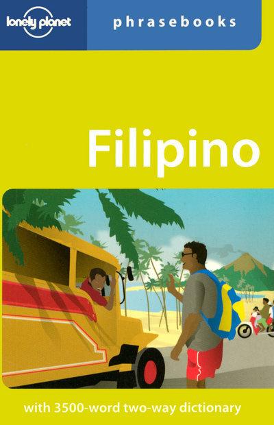FILIPINO PHRASEBOOK 4ED -ANGLA
