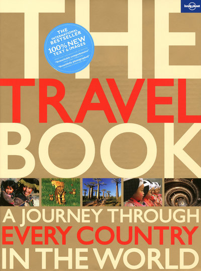 THE TRAVEL BOOK 2ED -ANGLAIS-
