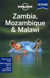 ZAMBIA, MOZAMBIQUE & MALAWI 2ED -ANGLAIS-