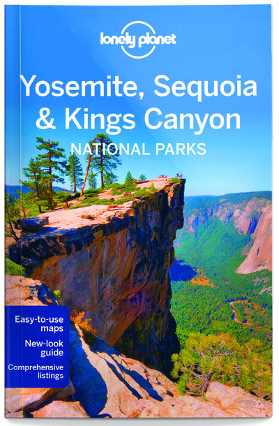 YOSEMITE, SEQUOIA & KINGS CANYON NATIONAL PARKS 4ED -ANGLAIS-