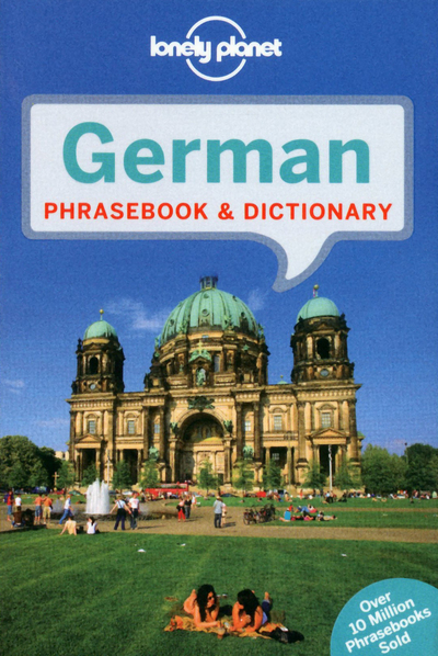 GERMAN PHRASEBOOK 5ED -ANGLAIS-
