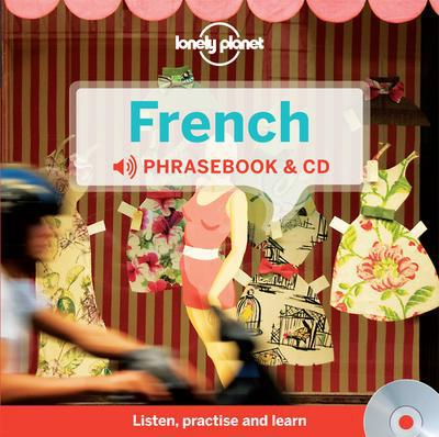 FRENCH PHRASEBOOK & CD AUDIO 2ED -ANGLAIS-