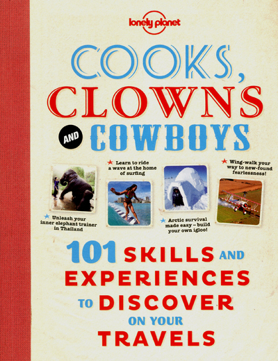 COOKS CLOWNS AND COWBOYS 1ED -ANGLAIS-