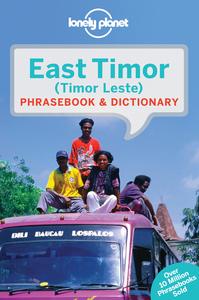 EAST TIMOR PRASEBOOK & DICTIONARY 3ED -ANGLAIS-