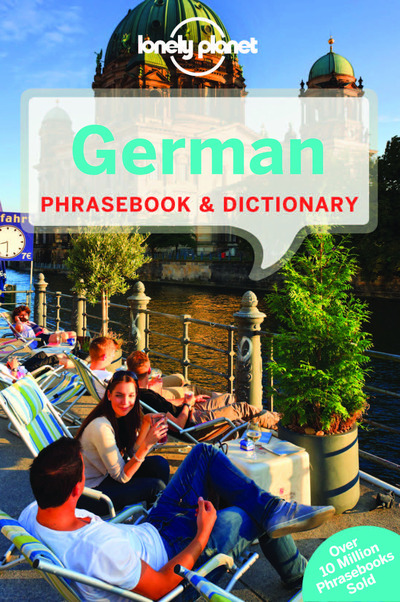 GERMAN PHRASEBOOK & DICTIONARY 6ED -ANGLAIS-