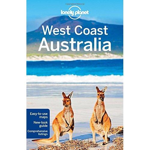 WEST COAST AUSTRALIA 8ED -ANGLAIS-