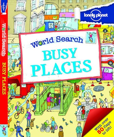 WORLD SEARCH - BUSY PLACES 1ED -ANGLAIS-