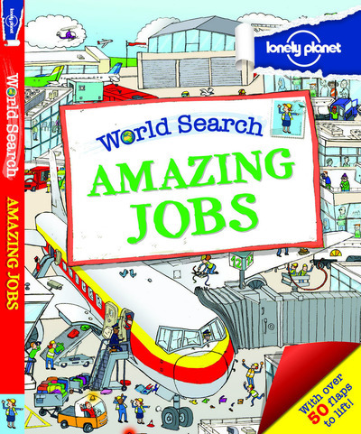 WORLD SEARCH - AMAZING JOBS 1ED -ANGLAIS-