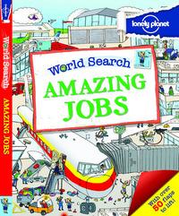 WORLD SEARCH - AMAZING JOBS 1ED -ANGLAIS-