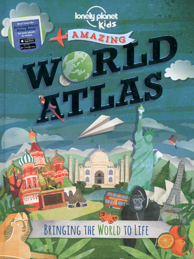WORLD ATLAS 1ED -ANGLAIS-