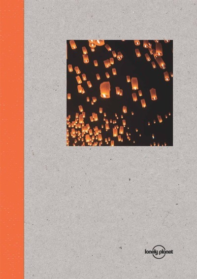 LONELY PLANET LARGE NOTEBOOK - LANTERNS 2016 -ANGLAIS-