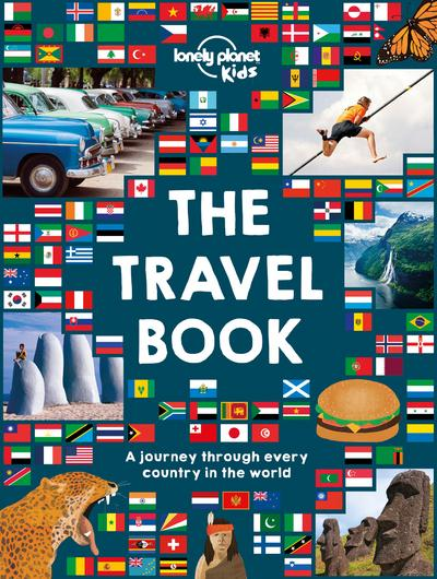 THE TRAVEL BOOK 1ED -ANGLAIS-