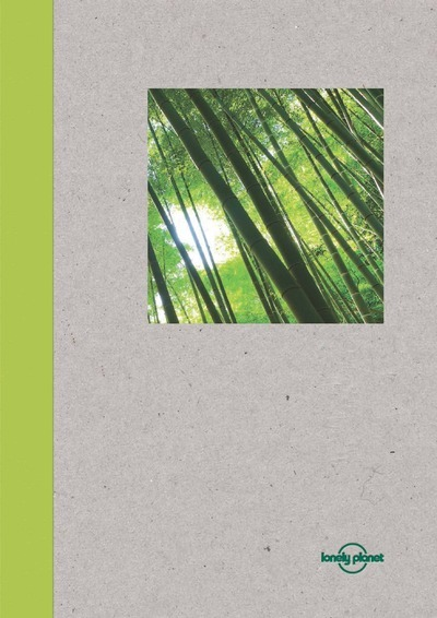 LONELY PLANET SMALL NOTEBOOK - BAMBOO 2016 -ANGLAIS-
