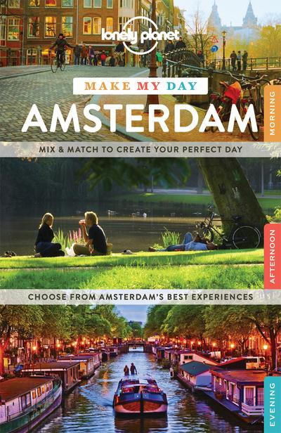 MAKE MY DAY AMSTERDAM 1ED -ANGLAIS-
