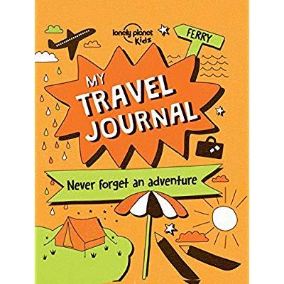 MY TRAVEL JOURNAL 1ED -ANGLAIS-