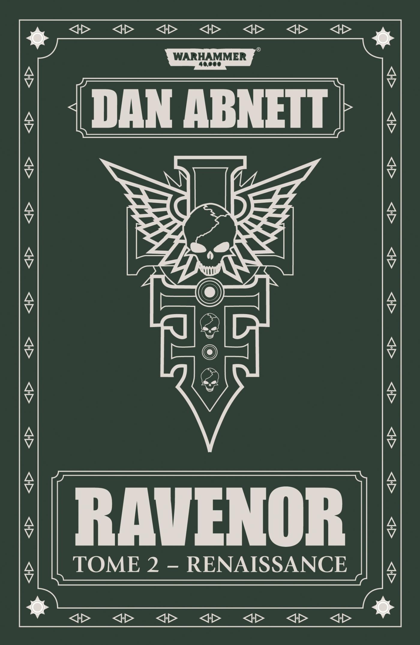 RAVENOR : RENAISSANCE - TOME 2