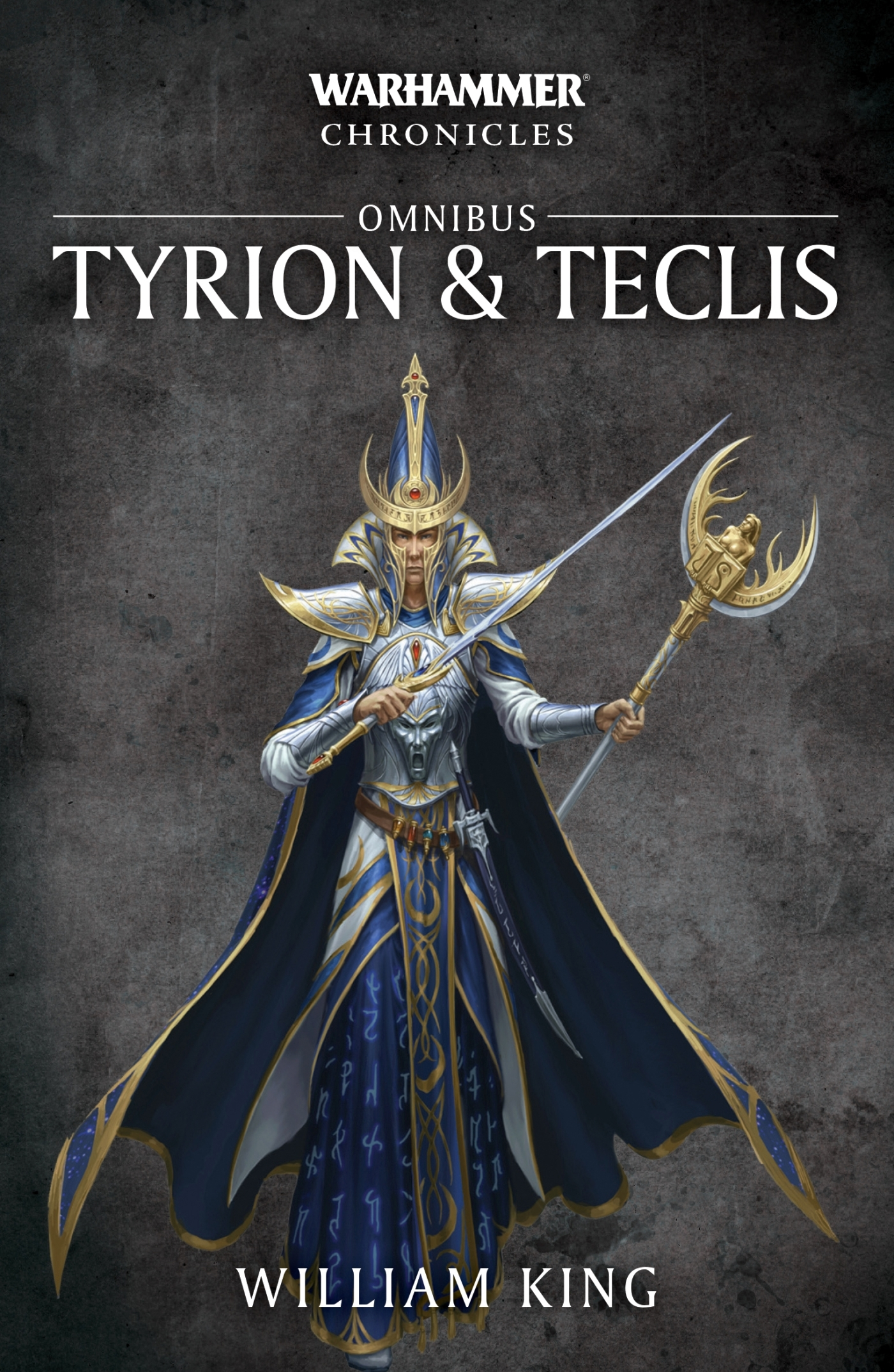 WARHAMMER CHRONICLES : TYRION & TECLIS