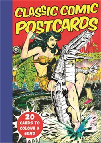 CLASSIC COMICS POSTCARDS /ANGLAIS