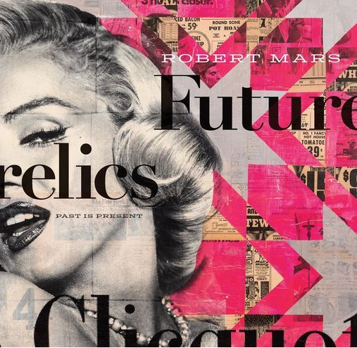 FUTURELICS ROBERT MARS PAST IS PRESENT /ANGLAIS