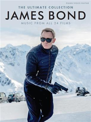 JAMES BOND: THE ULTIMATE COLLECTION PIANO, VOIX, GUITARE