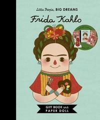 FRIDA KAHLO PAPER DOLL /ANGLAIS