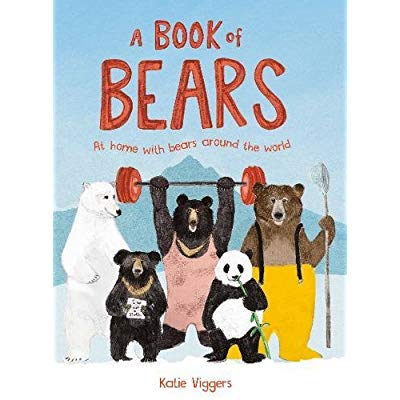 A BOOK OF BEARS AT HOME WITH BEARS AROUND THE WORLD /ANGLAIS