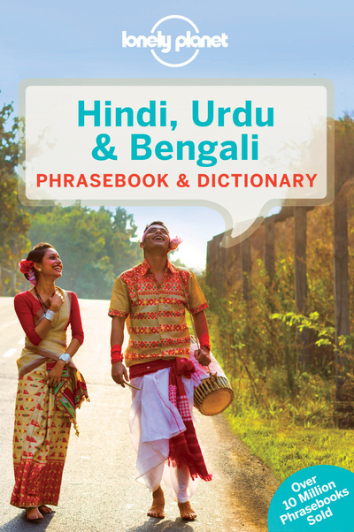 HINDI, URDU & BENGALI PHRASEBOOK & DICTIONARY 5ED -ANGLAIS-