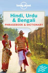 HINDI, URDU & BENGALI PHRASEBOOK & DICTIONARY 5ED -ANGLAIS-