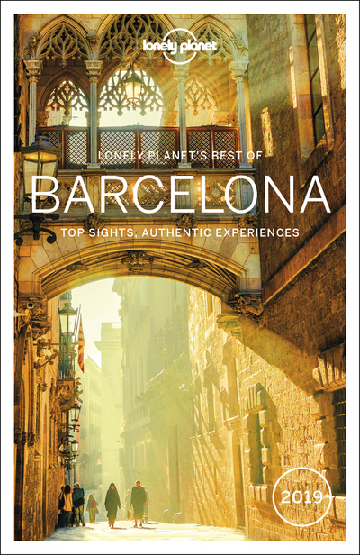 BEST OF BARCELONA 2019 3ED -ANGLAIS-