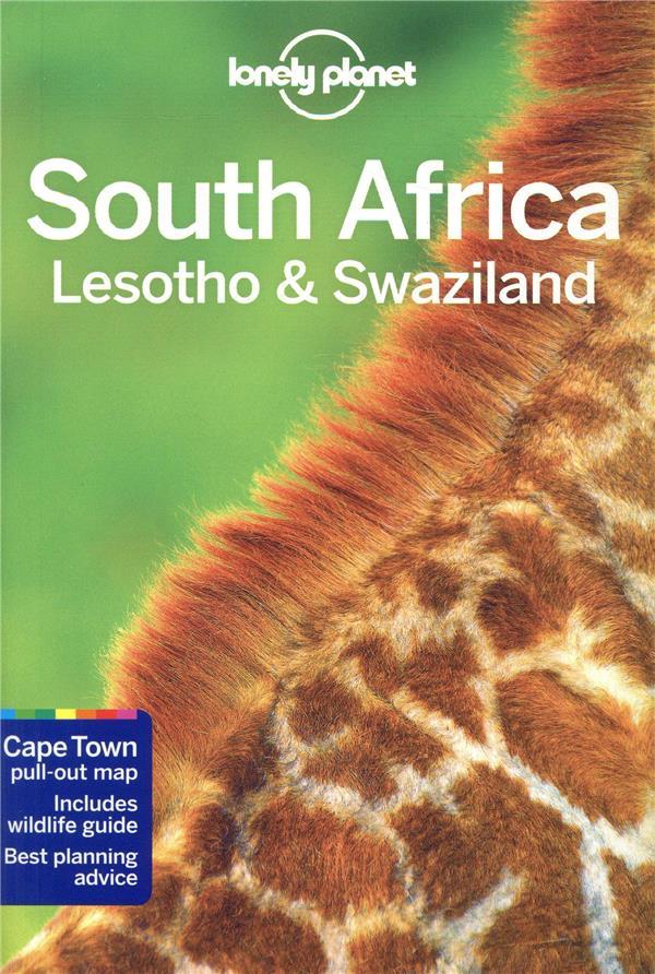 SOUTH AFRICA, LESOTHO & SWAZILAND 11ED -ANGLAIS-