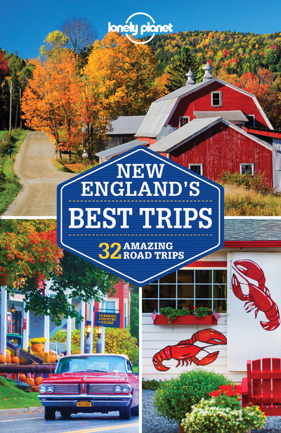NEW ENGLAND'S BEST TRIPS 3ED -ANGLAIS-