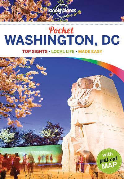 WASHINGTON, DC POCKET 3ED -ANGLAIS-