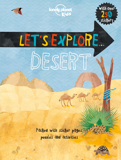 LET'S EXPLORE... DESERT 1ED -ANGLAIS-