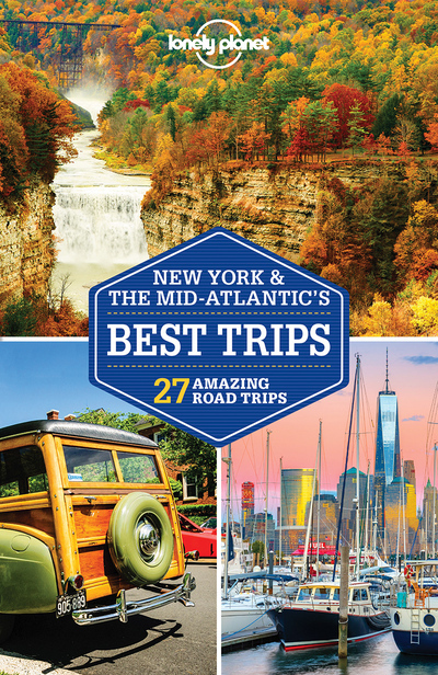 NEW YORK & THE MID-ATLANTIC'S BEST TRIPS 3ED -ANGLAIS-