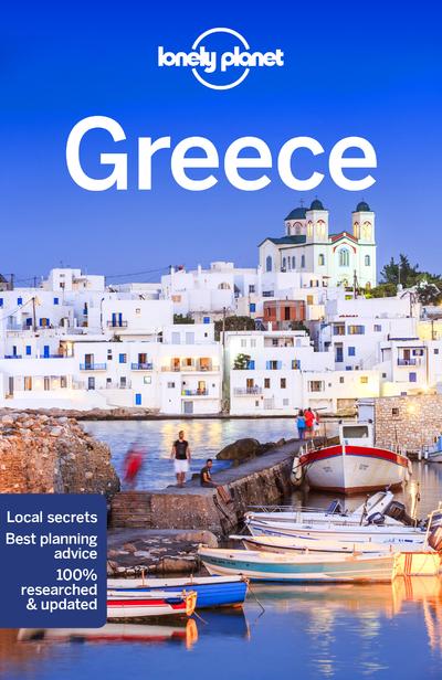 GREECE 13ED -ANGLAIS-