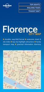 FLORENCE CITY MAP 1ED -ANGLAIS-