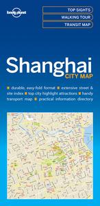 SHANGHAI CITY MAP 1ED -ANGLAIS-