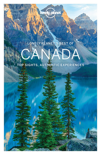 BEST OF CANADA 1ED  ANGLAIS