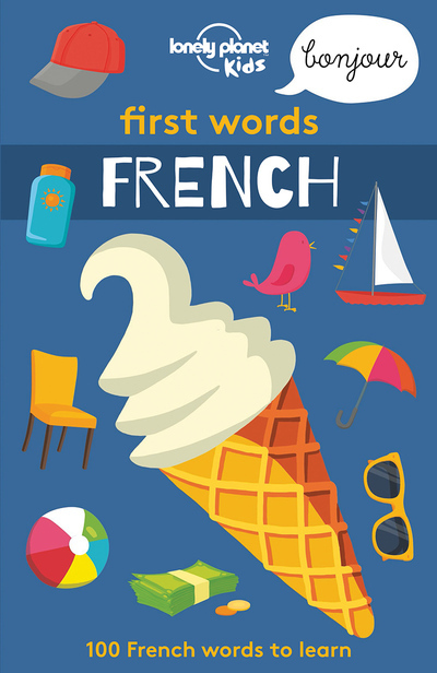 FIRST WORDS FRENCH 1ED -ANGLAIS-